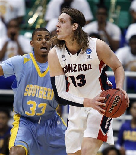 Gonzaga pulls out 64-58 win over Southern