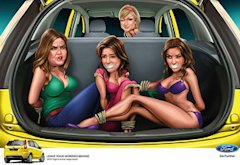 Ford Figo Ad | Photo Credits: Ford