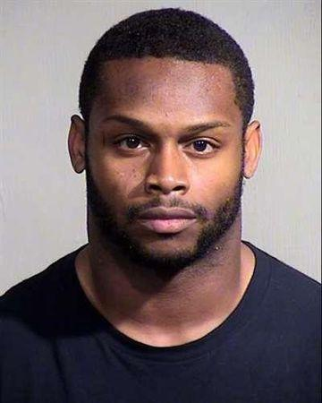 Arizona Cardinals running back Jonathan Dwyer is pictured in this undated handout photo