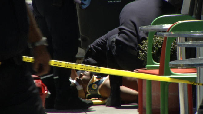 Police: Robbery not motive in SF store killings