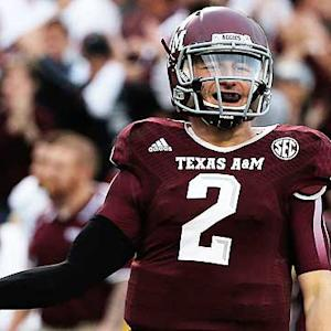 Johnny Manziel's NFL draft stock rising