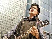 Challa, Rabbi, Shahrukh Khan, guitar and JAB TAK HAI JAAN