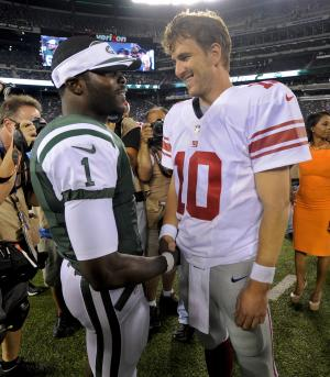 Jets' Vick will always be grateful toward Eagles