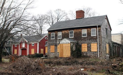 This Coud Be the Second Act for Mattapan's Oldest House