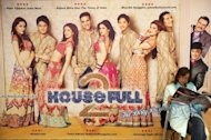 'Housefull 2' is presented at the Film Market in Cannes