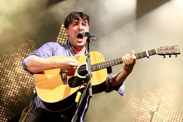 Inside Mumford & Sons' 'Hopeless Wanderer' Video