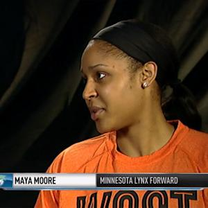 2014 WNBA All-Star: Maya Moore