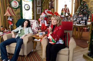 Paget Brewster and Teri Garr in Warner Bros. Unaccompanied Minors