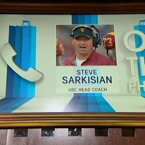 USC head coach Steve Sarkisian: The NFL is going to change
