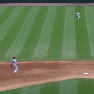 Rosario's two-run single