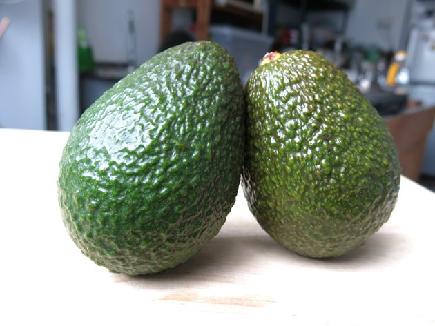 Avocado means 'testicle'