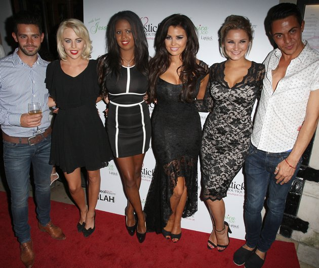 towie cast
