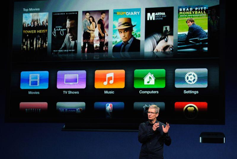 Apple reportedly wants to include live, local programming on its new TV service