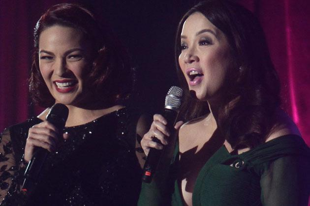 KC Concepcion and Kris Aquino