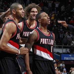 Play of the Day - Damian Lillard