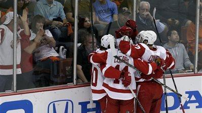Detroit Red Wings finish off Ducks 3-2 in Game 7