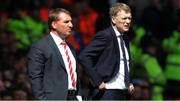 Premier League - Moyes and Rodgers disagree over disallowed goal