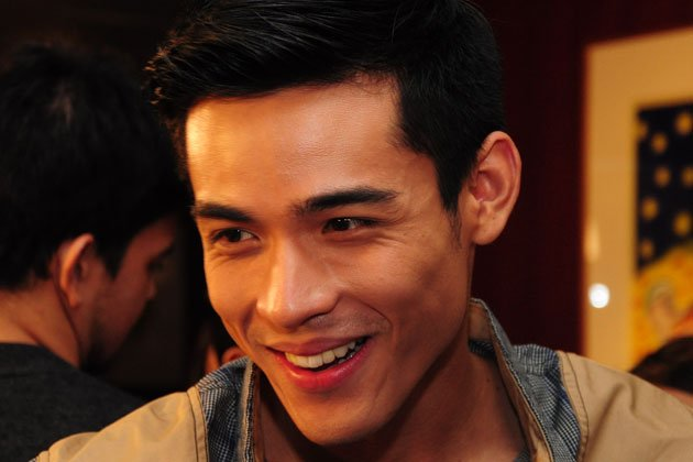 Xian Lim plans to spend more time with his family this year.