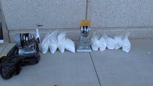 DPS uncovers Ecstasy manufacturing operation in ASU student apartment