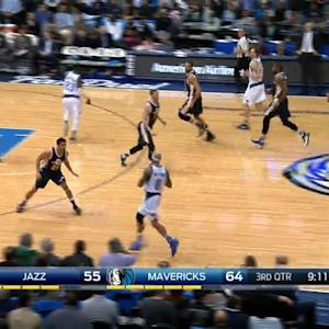 Assist of the Night: Zaza Pachulia