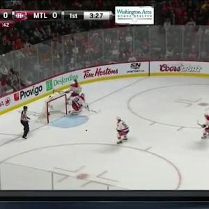 Braden Holtby Save on Max Pacioretty (16:33/1st)