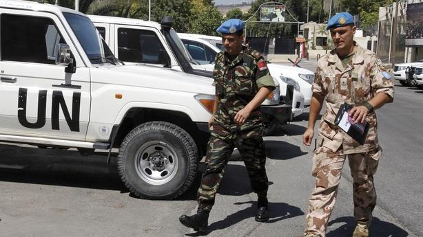 U.N. Observers Pull Out of Syria
