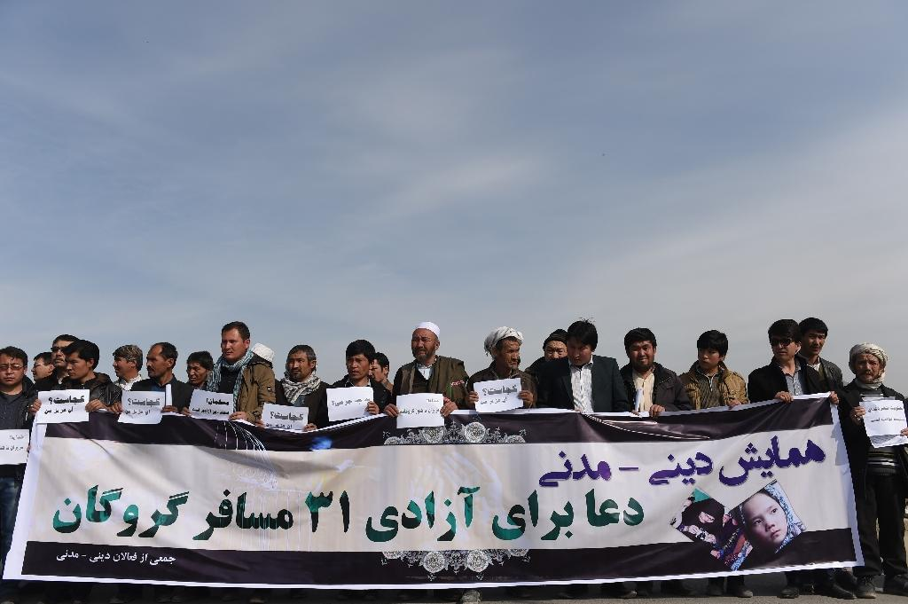 Five abducted Shiites beheaded in Afghanistan: officials