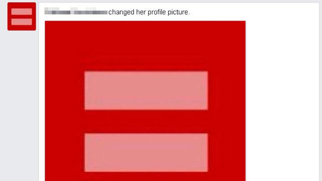 What's That Red Equal-Sign on Facebook All About?