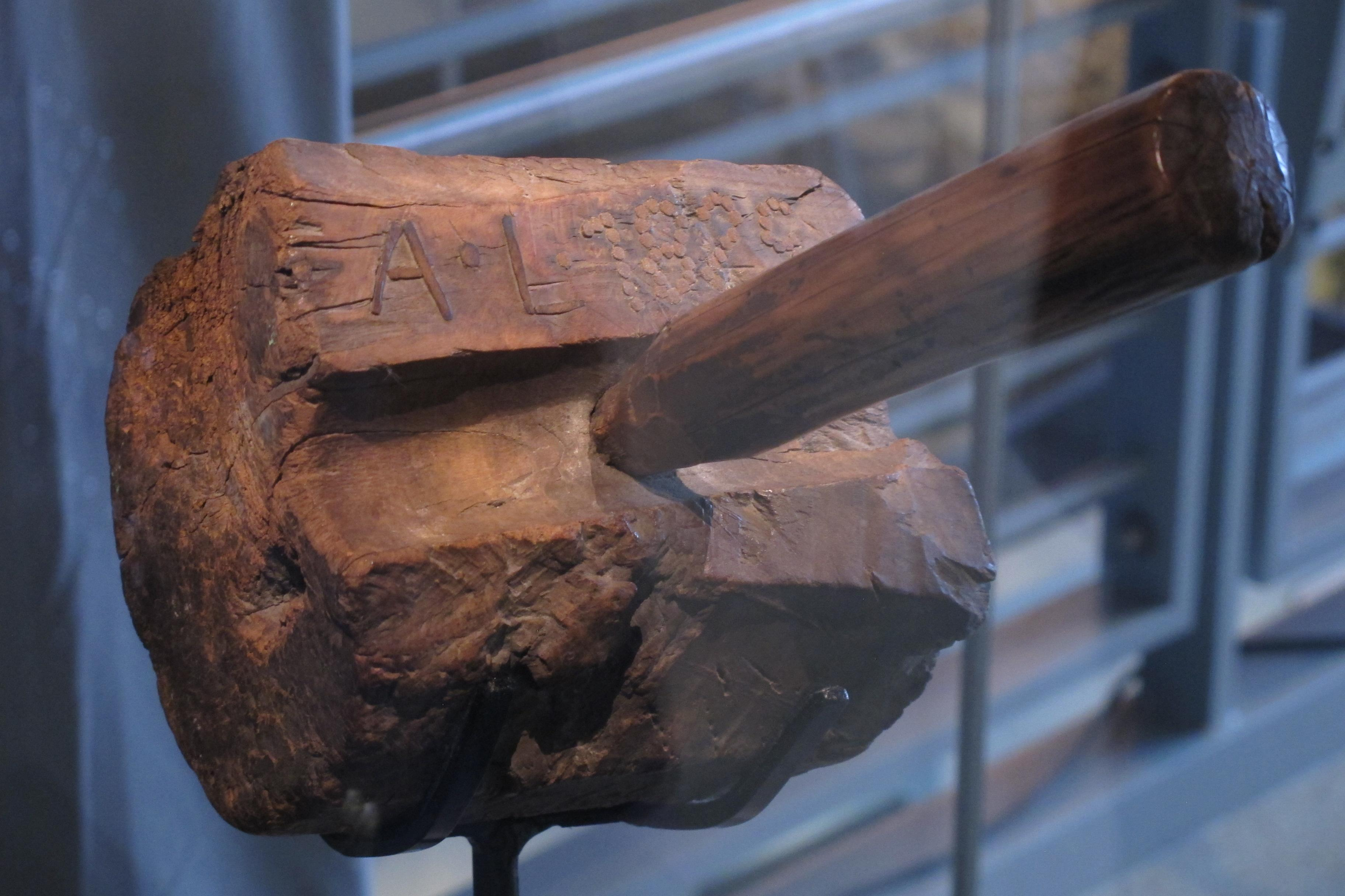 Indiana State Museum unveils mallet tied to Abraham Lincoln