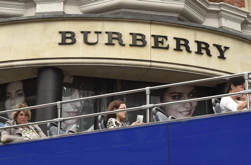 Burberry faces U.S. lawsuit accusing it of deceptive price tags