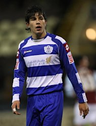 Emmanuel Ledesma made 23 appearances for QPR