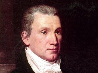 10 surprising birthday facts about President James Monroe