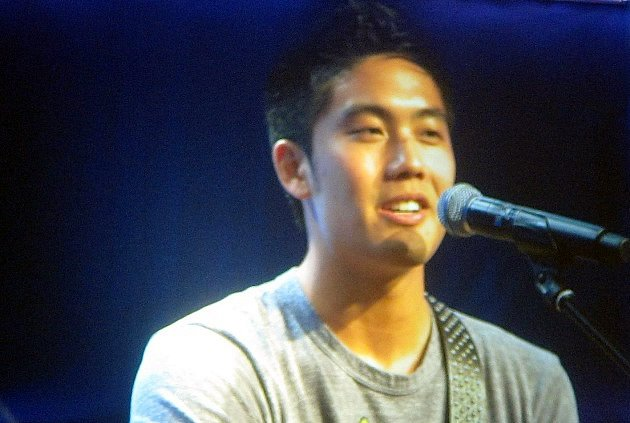 YouTube sensation Ryan Higa was in town on Tuesday for the YouTube FanFest.