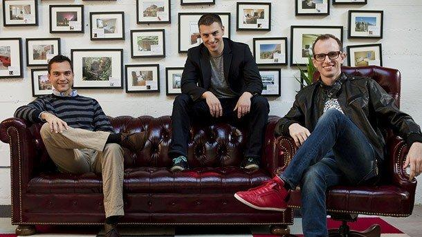 Airbnb Co-Founder: If Rejection Slows You Down, Entrepreneurship Isn't For You