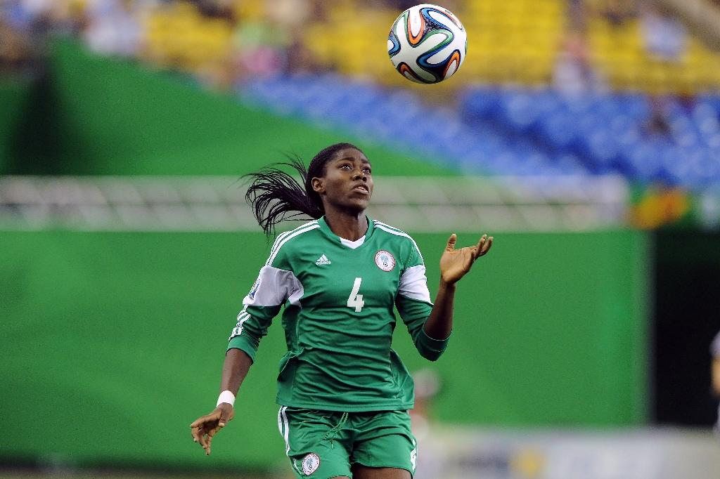 Nigeria star awarded BBC's women's footballer of the year