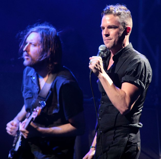 The Killers at iTunes Festival