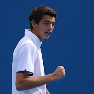 Taylor Harry Fritz could be the rising star American tennis has lacked