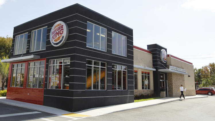 Burger King dusts off crown and going public again