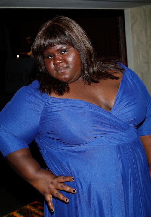 Female Recast: Gabourey Sidibe and Anjelica Huston