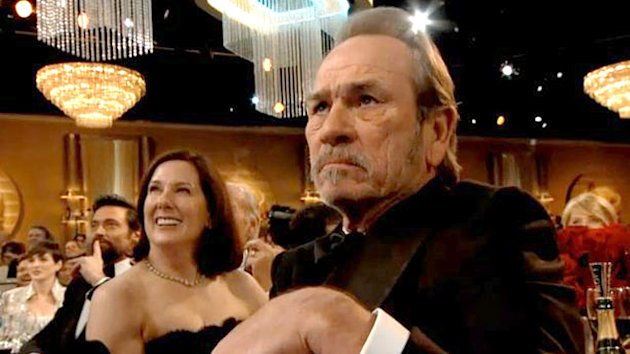 Tommy Lee Jones' Golden Globe Meme: Why So Grumpy? (ABC News)