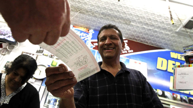 2 tickets strike gold in record Powerball jackpot