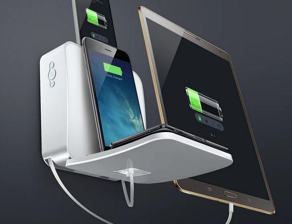 Meet FlexCharger, the only iPhone and Android charger worth getting excited about
