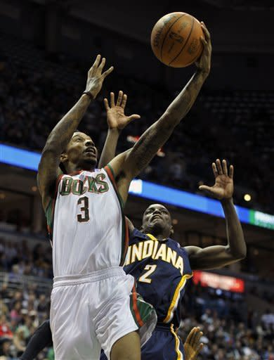 Hill scores 24, Pacers beat Bucks 125-104