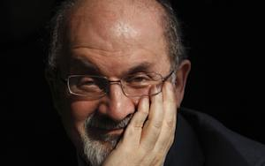Salman Rushdie's Internet Identity Problems