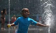 Northeast America Bakes In Summer Heatwave