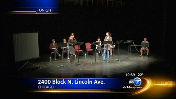 Play tells story of school shooting survivor