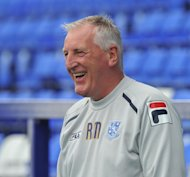 Tranmere manager Ronnie Moore has been happy with the last two wins that came when his team were not playing at their best