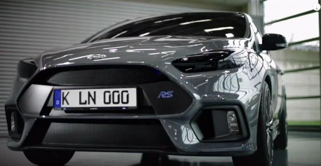 Ford Drops Episode Two Of New Focus RS Documentary Series: Video
