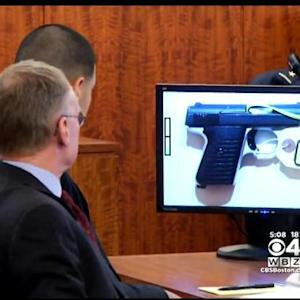 Hernandez Trial Testimony Highlights Guns Found In His Home