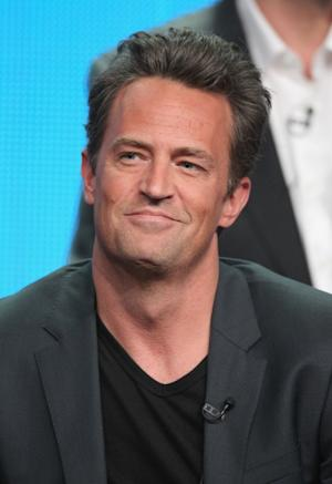 Matthew Perry speaks onstage at the 'Go On' panel during day 4 of the NBCUniversal portion of the 2012 Summer TCA Tour held at the Beverly Hilton Hotel on July 24, 2012 -- Getty Images